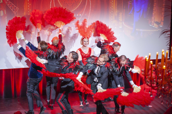Moulin Rouge Lustrumfeest 2019